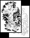 Rock of Ages tattoo symbol ideas