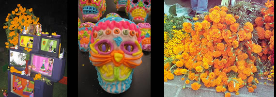 Day of the Dead images