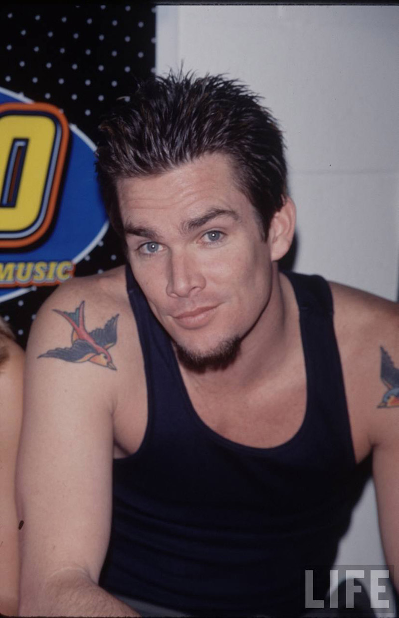 mark mcgrath tattoos pictures images pics photos of his