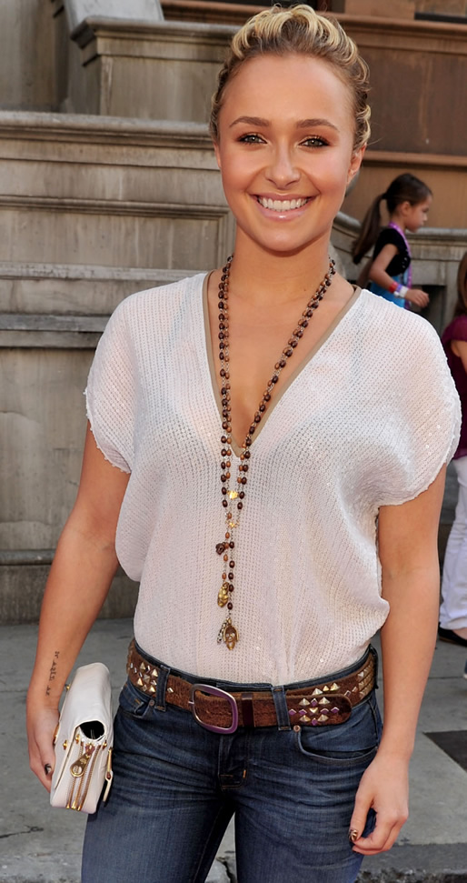 HAYDEN PANETTIERE TATTOOS PICTURES IMAGES PICS PHOTOS OF ...