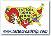 Tattoo Road Trip