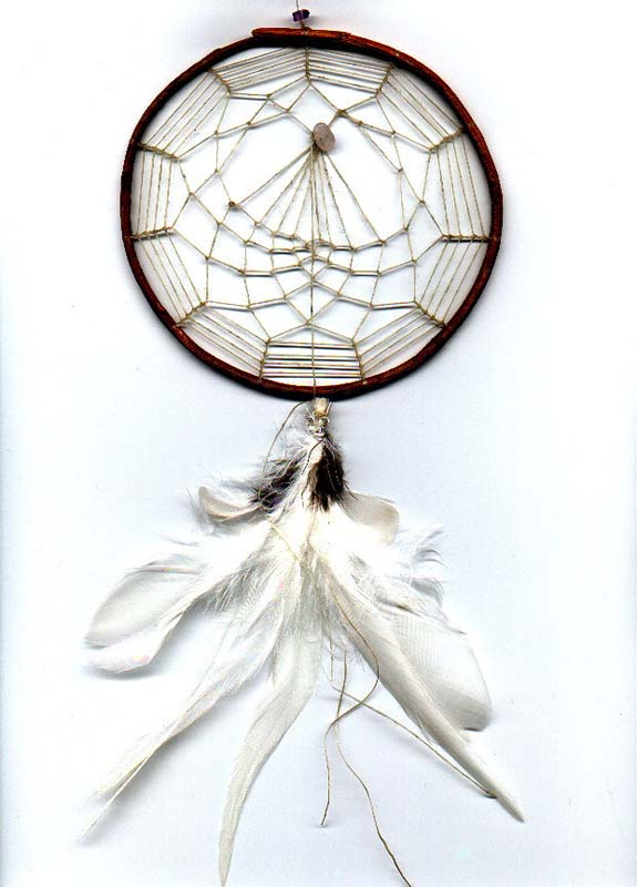 Dream catcher pictures pics images and photos for your for Dreamcatcher weave patterns