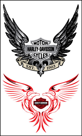 Harley davidson pictures pics images and photos for your for Free harley davidson tattoo designs