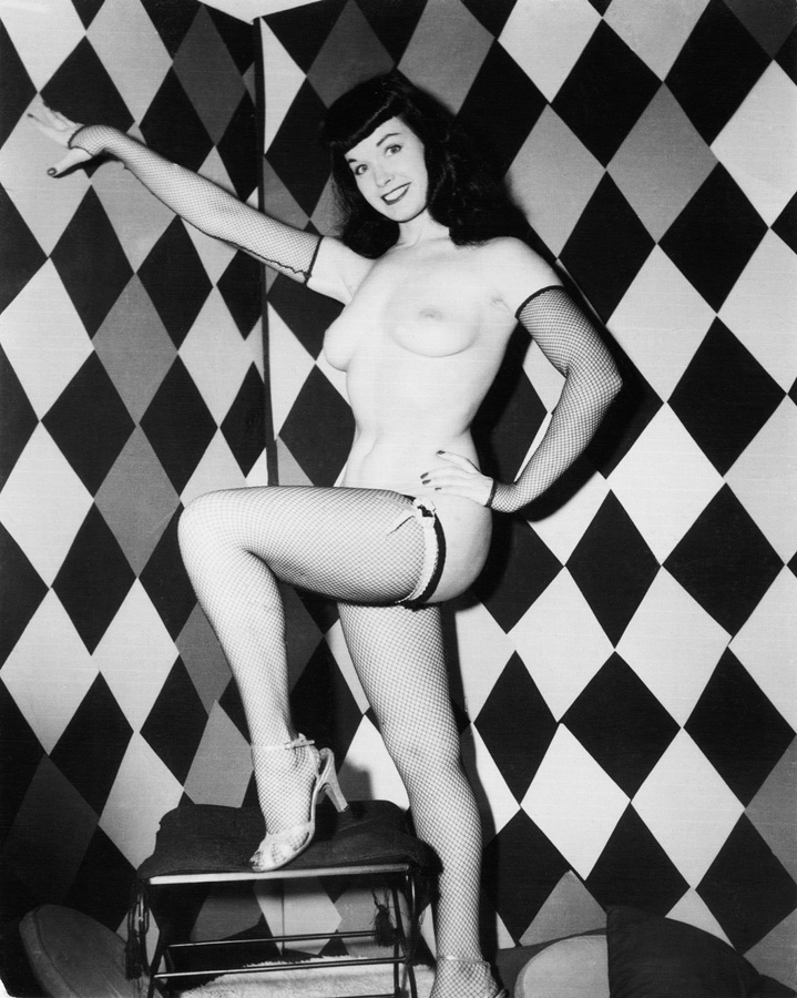 Bettie Page Playboy: BETTIE